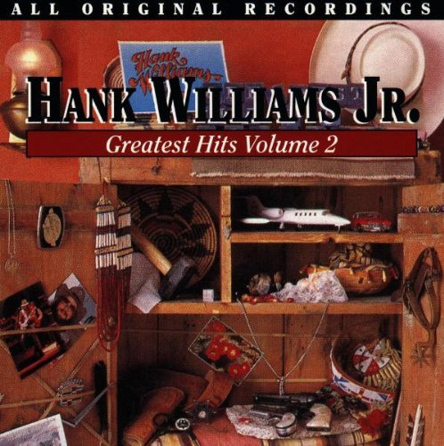 Hank Williams Jr. - All My Rowdy Friends Are Coming Over