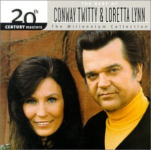 Conway Twitty %26amp; Loretta Lynn - Louisiana Woman, Mississippi Man