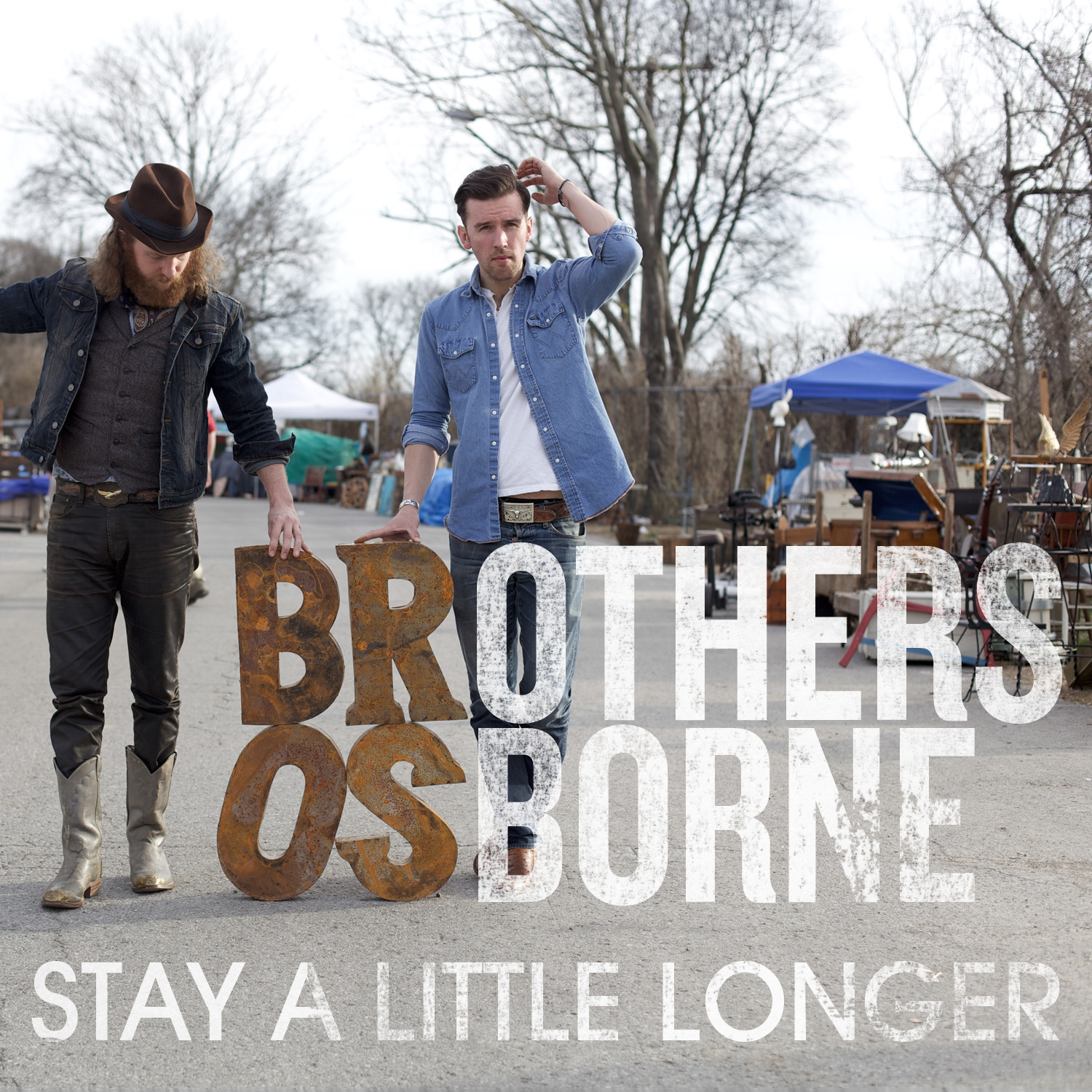 Brothers Osborne - Stay a Little Longer