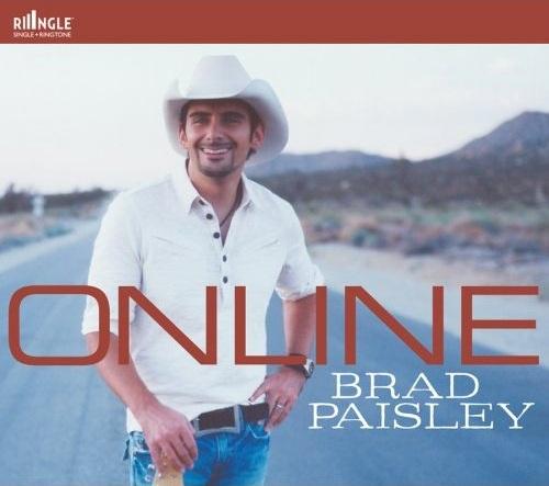 Brad Paisley - Online