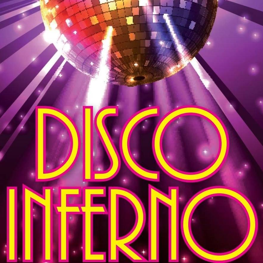 Disco Inferno with Stephen Herbert