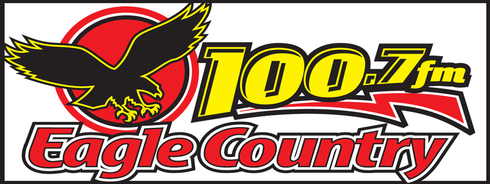 100.7 Eagle Country