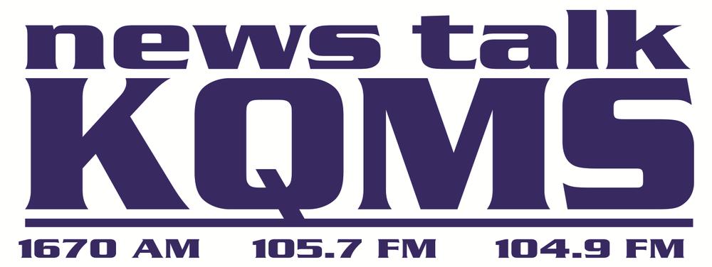 KQMS Logo